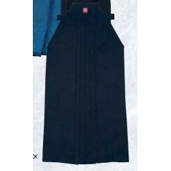 Hakama-Kendo-Coton Indigo BUSHU