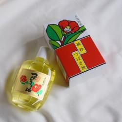 Aceite de camelia japonesa