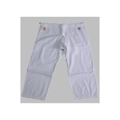 iwata keikogi Pantalon Aikido blanc