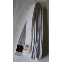 white belt aikido