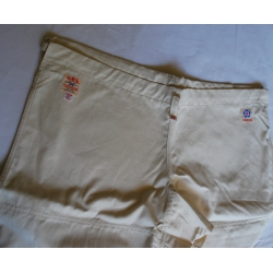 Pantalones de Aikido Iwata keikogi W300-crudo