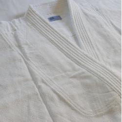 IWATA keikogi-Miyabi blanc veste