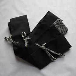 Naginata Bag-Sakura Black