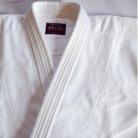 IWATA Keikogi 600 - White Jacket  (for instructor)