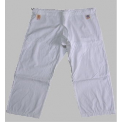 IWATA Pantalon Aikido Keikogi 600 blanc