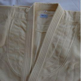 IWATA keikogi S200-crudo-chaqueta