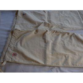 Pantalón para Aikido Keikogi Iwata S200-crudo