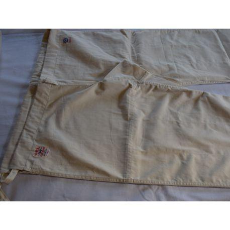 Keikogi Iwata pantalon-2K-écru