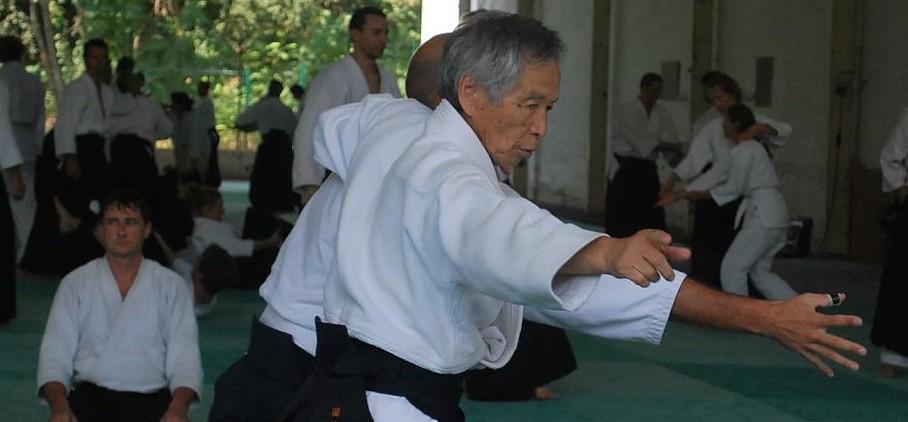 aikido equipo iwata