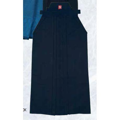 Hakama-Kendo-Coton Indigo no 10000