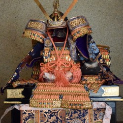 YOROI KABUTO armure casque japonaise