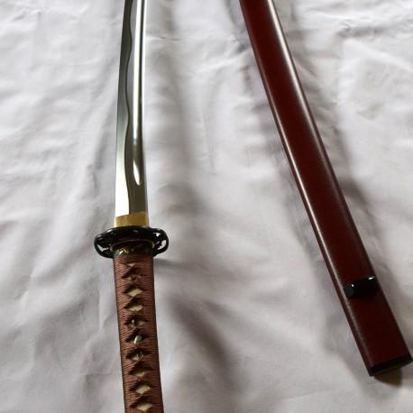 IAITO model A - light Tsuka Silk