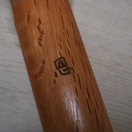 Engraving for wooden weapons