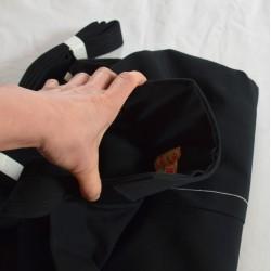 Hakama Iwata Aikido-Linen (Thin)