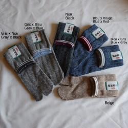Socks Tabi-SEIGAIHA