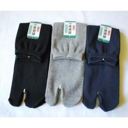 Calcetines Tabi -Negro
