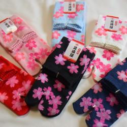 Tabi socks- SAKURA