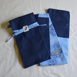 Bag for bokken jo - YUKATA UME