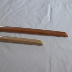 Bokken Yagyu ryu-oak