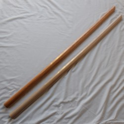 Bokken Katori shinto ryu Oak (a little heavy)