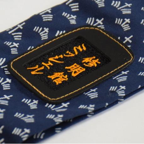 Cinturón de hakama de bordado