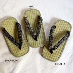 sandalia japonesa tradicional