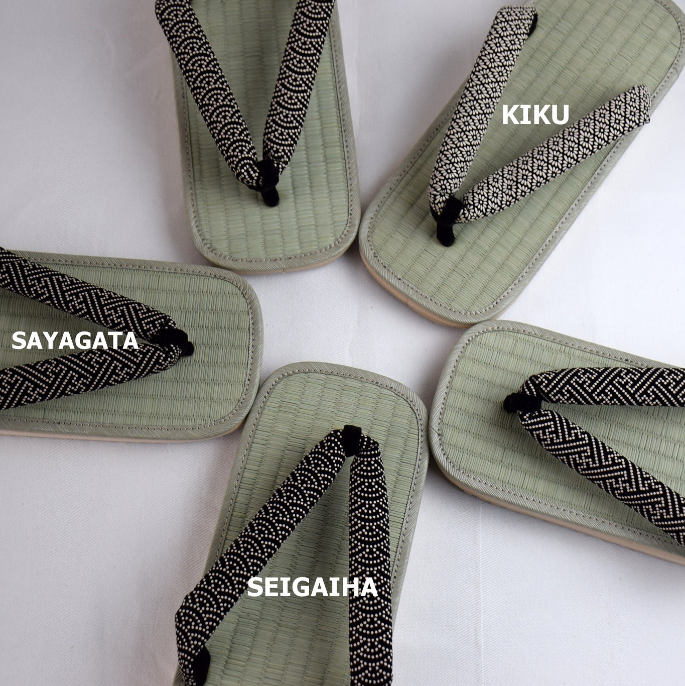 Igusa zori (Japanese traditional sandals) practical and