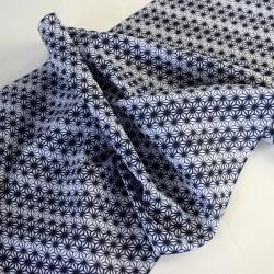 Tenugui-Asa Gradación Azul
