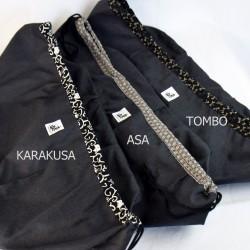 Hakama Bag Gris oscuro