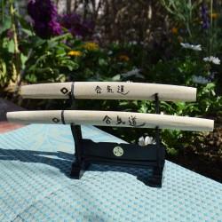 Paper knife-katana & wakizashi