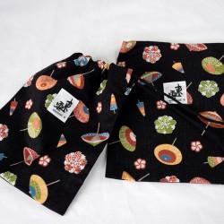 Zori Bag japanese fabric WAGASA