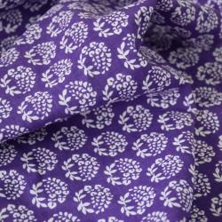 Ténugui-FUJI violet