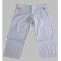 IWATA Dogi Pants Aikido 300AW-Bleached