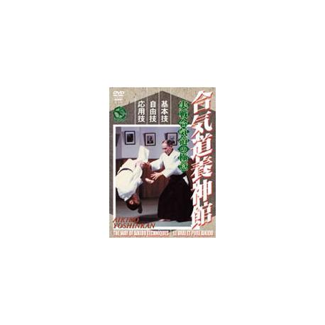 DVD Aikido Yoshinkan Shinoda  Gozo
