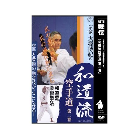 Wado ryu Karate vol.2-OTSUKA Hiroki