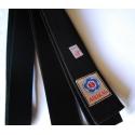 Cinturón de Aikido Negro