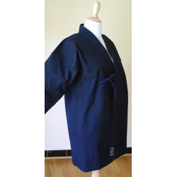 Fuji Daruma Keikogi Cool Fine Bleu foncé