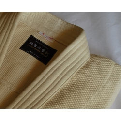IWATA keikogi 500-Unbleached Jacket (for instructor)