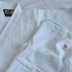 Fuji Daruma Keikogi Aikido -Wazarashi