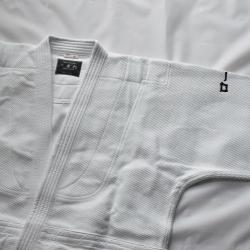 Keikogi Iwata 3K-blanc-veste