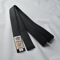 Black Belt-Iwata Shusu