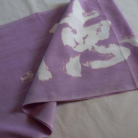 Tenugui-Sei Toku púrpura